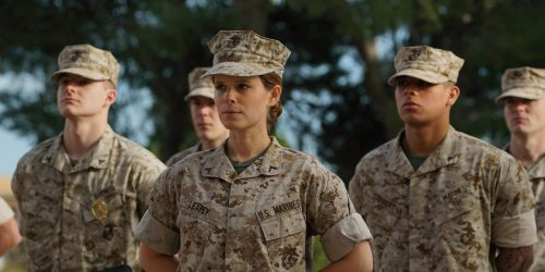 Movie Review:  Megan Leavey (2017)