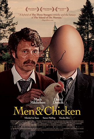 Men & Chicken (2015) by The Critical Movie Critics