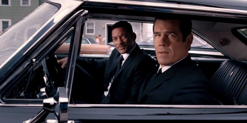 Movie Review: Men in Black III (2012)