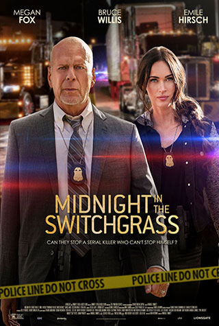 Midnight in the Switchgrass (2021) by The Critical Movie Critics