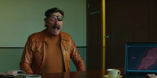 Movie Review: Mindhorn (2017)