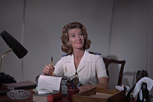 Miss Moneypenny – Top 10 Movie Secretaries