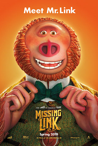 Missing Link (2019) by The Critical Movie Critics