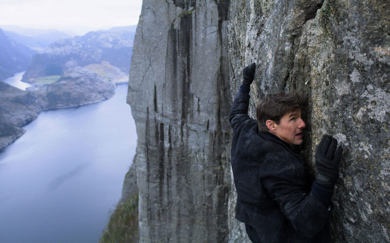 Mission: Impossible - Fallout (2018) by The Critical Movie Critics
