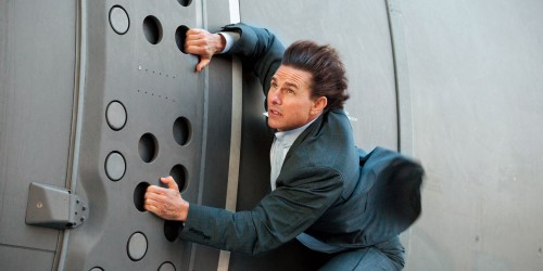 Movie Review:  Mission: Impossible – Rogue Nation (2015)