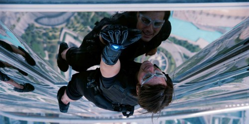 Movie Review:  Mission: Impossible – Ghost Protocol (2011)