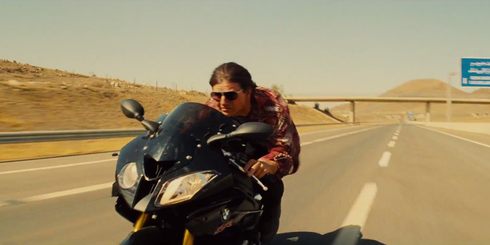 Movie Trailer #2: Mission: Impossible – Rogue Nation (2015