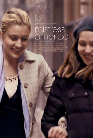 Mistress America (2015) by The Critical Movie Critics