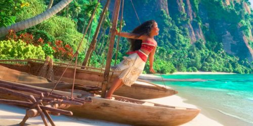 Movie Review: Moana (2016)