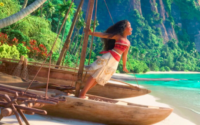 Moana (2016) by The Critical Movie Critics