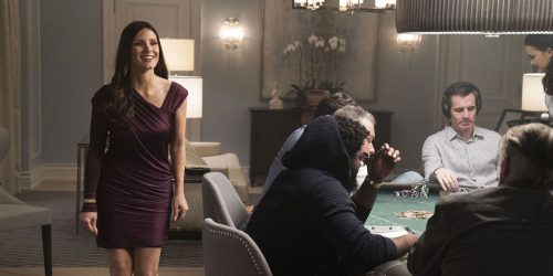 Movie Review:  Molly's Game (2017)