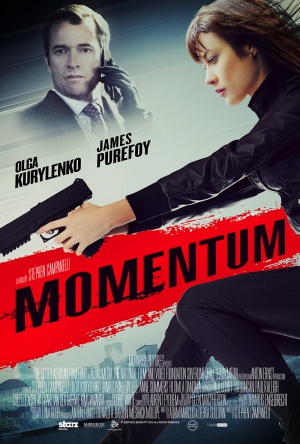Momentum (2015) by The Critical Movie Critics