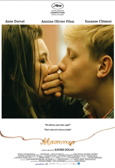 Mommy (2014) by The Critical Movie Critics
