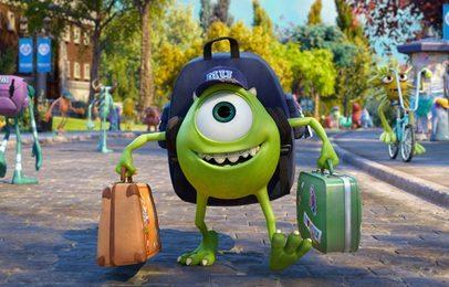 Movie Trailer: Monsters University (2013)