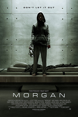 Morgan (2016) by The Critical Movie Critics