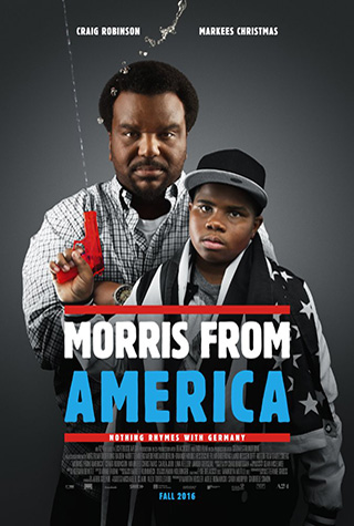 Morris from America (2016) by The Critical Movie Critics