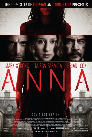 Anna (2013) by The Critical Movie Critics