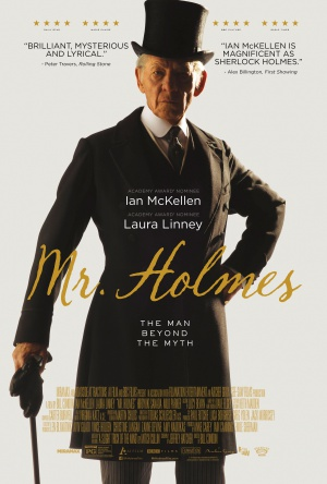 Mr. Holmes (2015) by The Critical Movie Critics