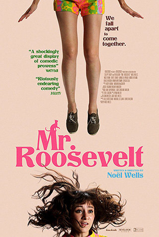 Mr. Roosevelt (2017) by The Critical Movie Critics