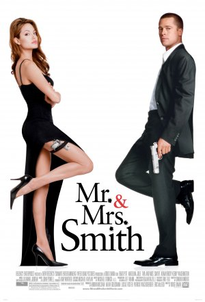 Mr. & Mrs. Smith (2005) by The Critical Movie Critics
