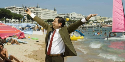 Movie Review:  Mr. Bean's Holiday (2007)