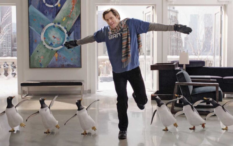 Mr. Popper's Penguins (2011) by The Critical Movie Critics