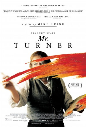 Mr. Turner (2014) by The Critical Movie Critics