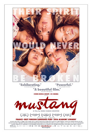 Mustang (2015) by The Critical Movie Critics