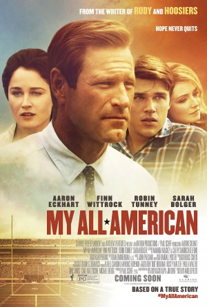 My All American (2015) by The Critical Movie Critics