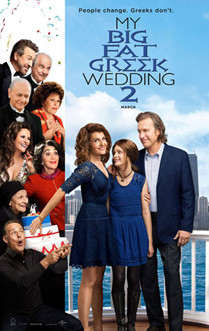 My Big Fat Greek Wedding 2 (2016) by The Critical Movie Critics