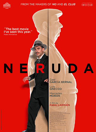 Neruda (2016) by The Critical Movie Critics