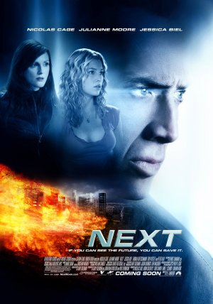 Next (2007) by The Critical Movie Critics