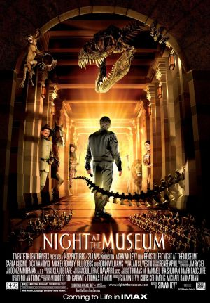 Night at the Museum (2006) by The Critical Movie Critics
