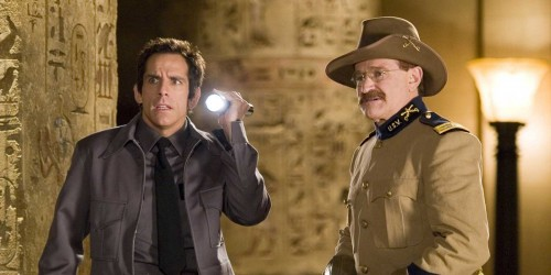 Movie Review:  Night at the Museum  (2006)