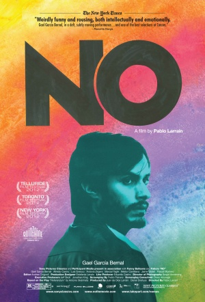 No (2012) by The Critical Movie Critics