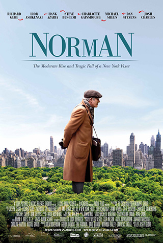 Norman (2016) by The Critical Movie Critics