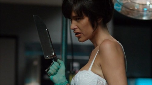 Movie Review:  Nurse 3D (2013)