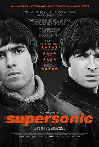 Oasis: Supersonic (2016) by The Critical Movie Critics