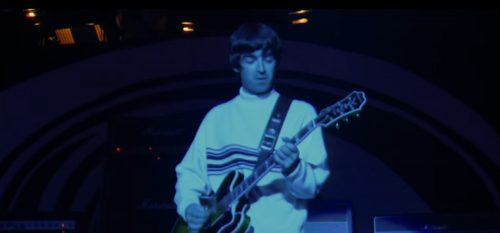 Movie Review:  Oasis: Supersonic (2016)