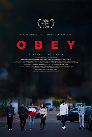 Obey (2018) by The Critical Movie Critics