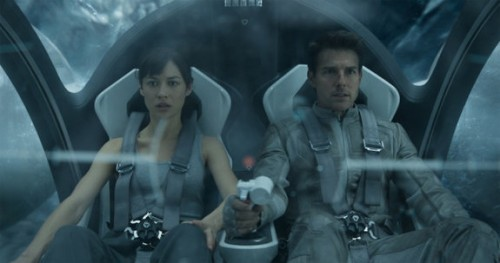 Movie Review:  Oblivion (2013)
