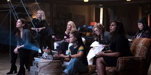 Movie Review: Ocean's 8 (2018)