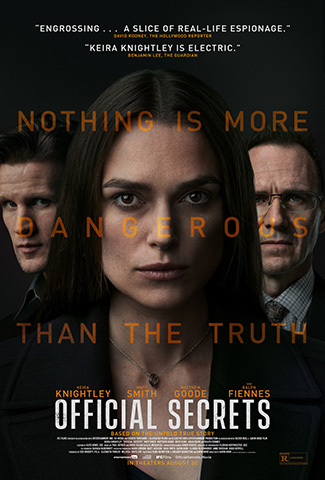 Official Secrets (2019) by The Critical Movie Critics