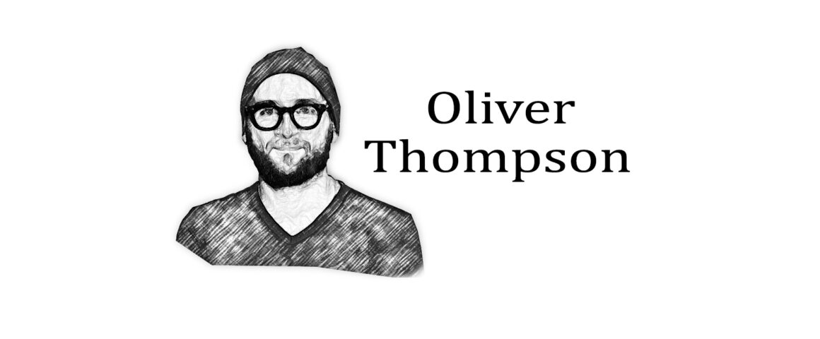 Oliver Thompson by The Critical Movie Critics