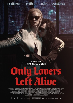 Only Lovers Left Alive (2013) by The Critical Movie Critics
