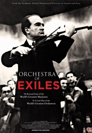 Orchestra of Exiles (2012) by The Critical Movie Critics