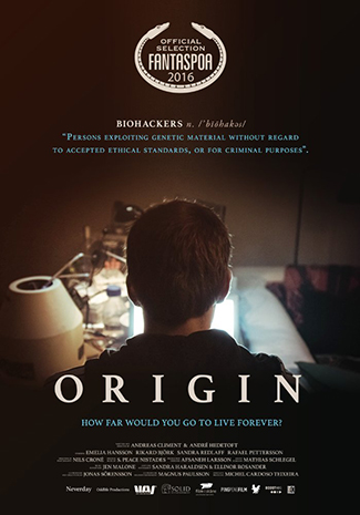 Origin (2016) by The Critical Movie Critics