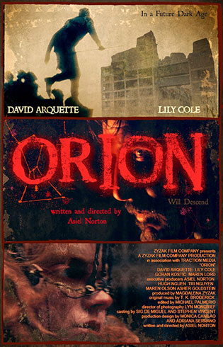 Orion (2015) by The Critical Movie Critics