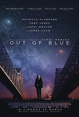 Out of Blue (2018) by The Critical Movie Critics