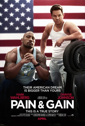 Pain & Gain (2013) by The Critical Movie Critics